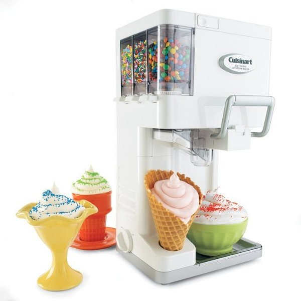 Soft Serve 冰淇淋机