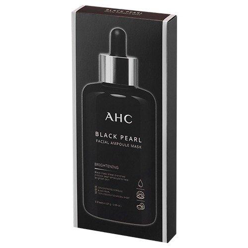 黑珍珠安瓶面膜 27g - 5 Pack
