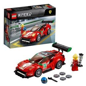 低至$11.99LEGO Speed Champions 系列拼搭玩具特卖