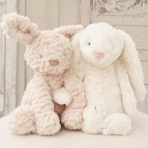 全场8折 收小兔兔、尤尼康!黒五价:Jellycat 治愈系超软萌公仔热卖
