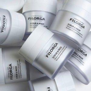 满2件5折 仅€23收360雕塑眼霜!手慢无:Filorga 菲洛嘉 法国顶级抗衰老品牌 快收注氧面膜 360眼霜!