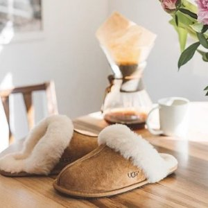 低至4折 毛毛豆豆鞋$52UGG Australia 折扣区雪地靴、美鞋热卖