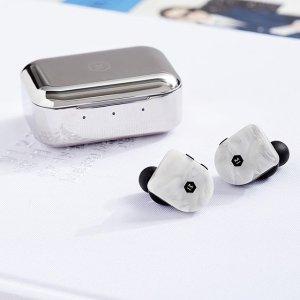 $299(原价$399) LV合作款同款型号Master & Dynamic MW07 时尚无线耳机豆 六色可选
