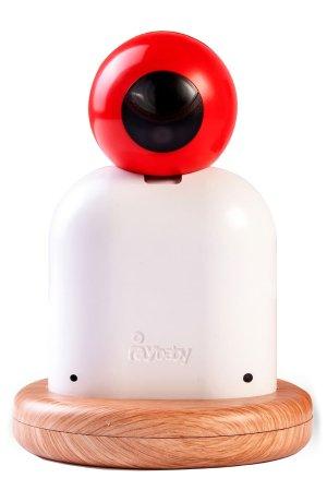 $161.40 (原价$269) 包邮包退RAYBABY 雷达技术婴儿监控仪 连呼吸都能监控的摄像头