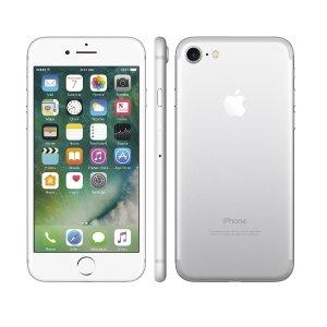 Refurbished Apple iPhone 7 128GB, Silver