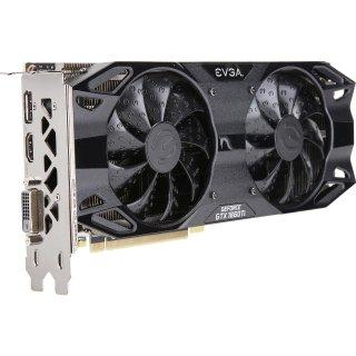 $279.99 (原价$309.99)EVGA GeForce GTX 1660 Ti XC Ultra GAMING 6GB GDDR6 显卡