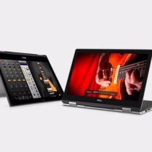 额外75折优惠戴尔 澳洲官网  部分Inspiron系列  二合一笔记本电脑