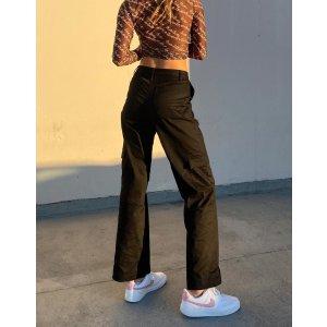 Dazie6折款直筒裤