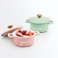 Martha Stewart Collection 陶瓷餐具2件套