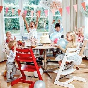 Stokke Tripp Trapp 儿童成长椅 多色可选