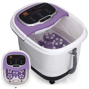Best Choice Products 全自动泡脚按摩器 紫色