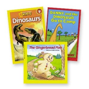 Scholastic50-Book Collections Grades K-2