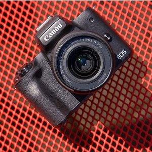 7折起Canon 单反相机、镜头专场 90D、6D全都有