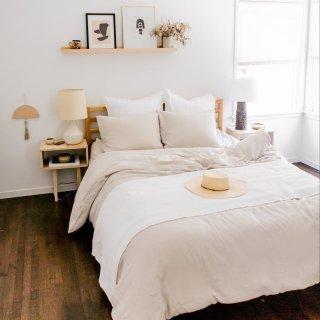 60天免费试用+全场包邮Parachute Home 高端床上用品热卖,匠心定制舒适入眠