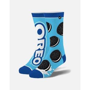 OREO COOKIES CREW SOCKS