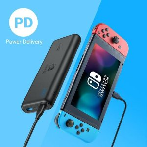 $59.99Anker PowerCore 20100 Nintendo Switch专用