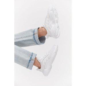 4.5 5.5adidas Haiwee Mono 纯白老爹鞋  adidas Haiwee Mono