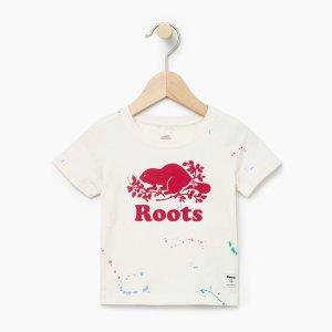 Roots宝宝短袖