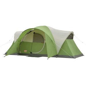 Coleman8-Person Tent for Camping | Elite Montana Tent with Easy Setup