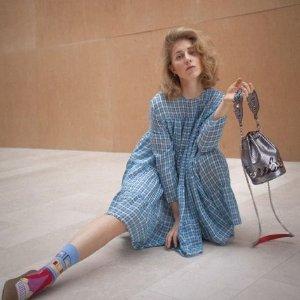 春季新款上线+折扣区低至4折Ghospell 全场复古英伦风美衣热卖 设计感满满