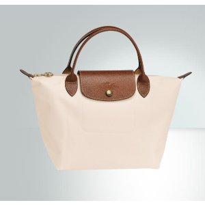 低至7折Longchamp官网美包,钱夹打折热卖