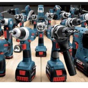 低至3折+满$100立减$20或满$799立减$160BOSCH 博世电动工具及工具套装热卖