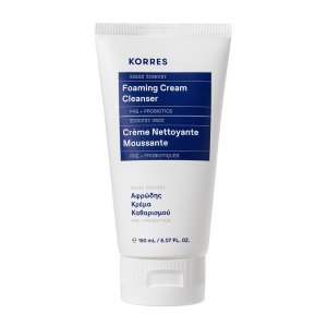KorresGreek Yoghurt Foaming Cream Cleanser 5.07 Fl. Oz. / 150 mL