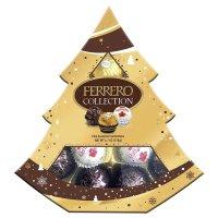 Ferrero Rocher 圣诞树造型巧克力礼盒 综合口味装