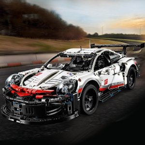 $123.99 + FSDealmoon Exclusive: LEGO Technic: Porsche 911 RSR (42096)