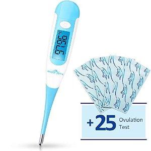 Easy@Home 体温计+25条排卵试纸