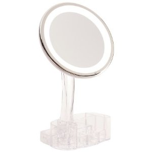 $19.9910x LED Mirror With Makeup Stand