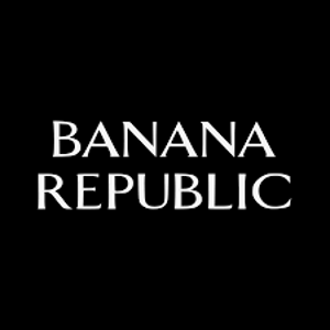 最高享6折+新用户额外8.5折Banana Republic 春季大促 €20收彩色罗纹T恤