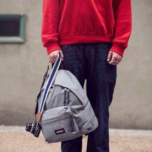 低至3.8折!€4.99起EASTPAK 复古校园风包包 结实耐用 性价比超高