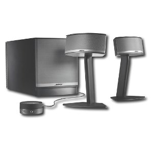 $299Bose Companion 5 Multimedia Speaker System