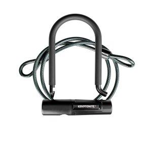 Walmart官网 Kryptonite U型车锁 环形安全电缆促销