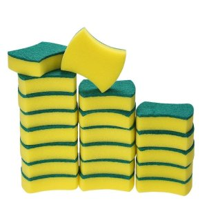 $6.99Esonmus 20 Pack Multi-Use Magic Scrub Sponge