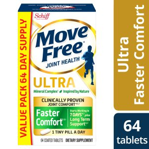 25% OffWalmart Move Free Ultra Faster Comfort - 64 Tablets