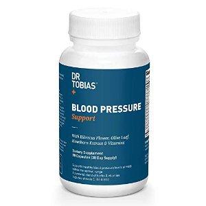 $15.98(原价$19.97)闪购:Dr Tobias 血压保健维生素 90粒