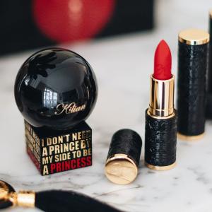 低至$55+送香水豪华中样Kilian Paris 全场香氛美妆产品热卖 收超火雕花口红