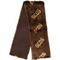GCDS 毛毛围巾
