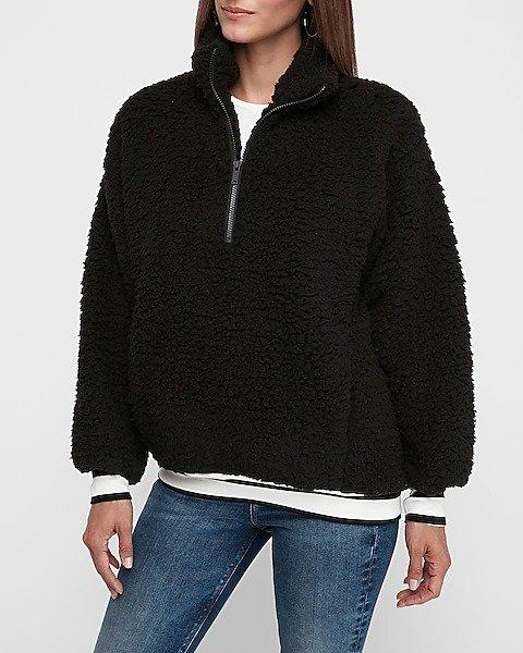 羊羔毛夹克
