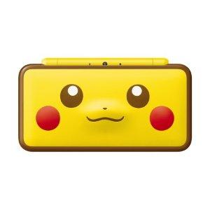 $159 送火纹无双+精灵球充电宝Nintendo New 2DS XL - 皮卡丘限定版 今年最佳限定
