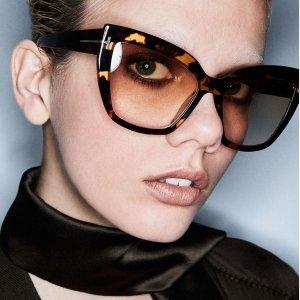 一律$89.99+免费直邮国内Tom Ford 时尚墨镜特卖,方形、飞行员、猫眼款都参加