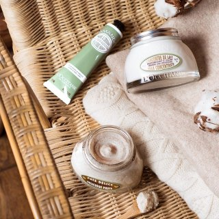 8折 星光瓶套装也参加L'Occitane 亲友特卖会  收乳木果护手霜