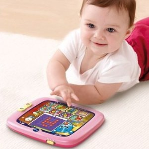 VTech® Light-Up Baby Touch Tablet™ - Pink @ Walmart