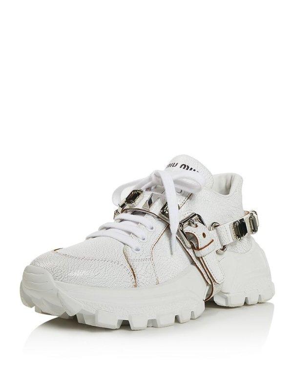 Women's Monstar 水晶运动鞋