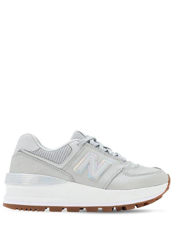 574 厚底鞋