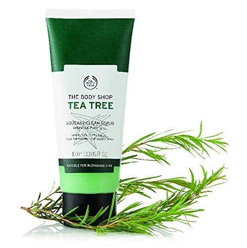 茶树去角质