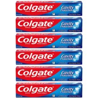 Colgate 高露洁防蛀保护牙膏 6oz x 6支装
