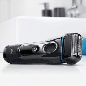 6.1折 €121.87(原价€199.99)Braun 博朗5系剃须刀热卖  为你带来全新的剃须感受